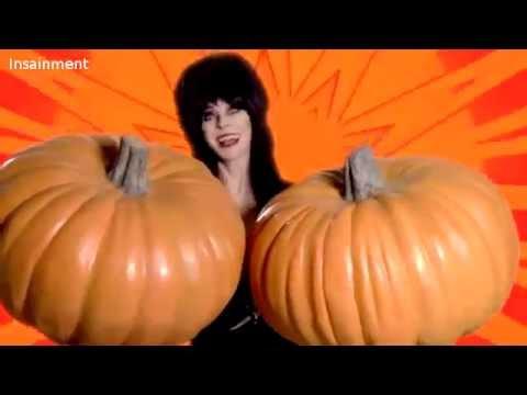Elvira's 'Big Pumpkins' Song
