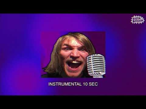Sista Bossen - Vilse (Karaoke) (Official Music Video)