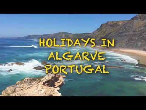 Holidays in Algarve, Portugal 2016
