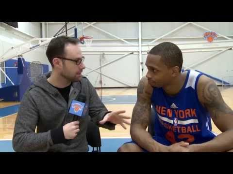 "1-on-1 with Lance Thomas: ""It's Been A Rough Road"""
