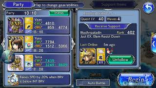 [DFFOO Event] Another Realm Pt. 4