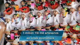 A locatarios  del Centro y del Mercado de la Ciudadela les preocupan sus  deudas y no contar con apoyos para superar la crisis aun cuando el sector es el segundo que más aporta al PIB cultural