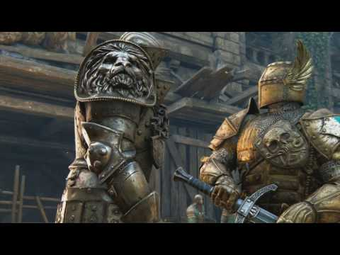 For Honor - Full Movie / All Cutscenes + Boss Fights