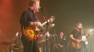 "Glen Hansard "" Wheels on Fire"" (Clip ) -Vicar St. Dublin IE 12-18-2017"