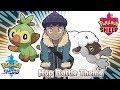 Pokemon Sword & Shield - Hop Battle Music (HQ)