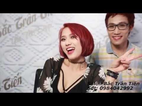 Bắc Trần Tiến nhuộm tóc Trang Chery