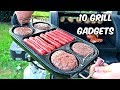 10 Grill Gadgets put to the Test