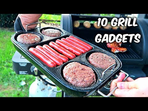 Thumbnail: 10 Grill Gadgets put to the Test