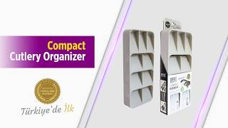 Compact Cutlery Organizer