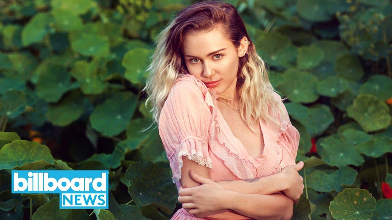 images Miley cyrus billboard magazine may