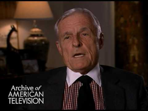 Grant Tinker on meeting Mary Tyler Moore - EMMYTVLEGENDS.ORG