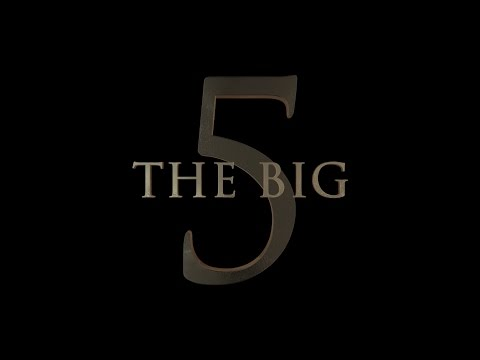 927 - The Big Five - Walter Veith