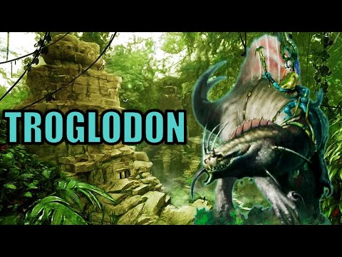 Let's Talk about the TROGLODON - Next Total War Warhammer 2 Lord Pack  DLC |