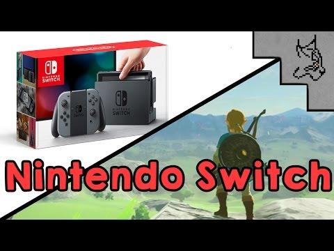 Nintendo va sacándose la cabeza del culo - Switch, una nota positiva