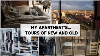 MY APARTMENTS- TOURS OF MY NEW AND OLD. WEEKLY VLOG | MOLLY-MAE