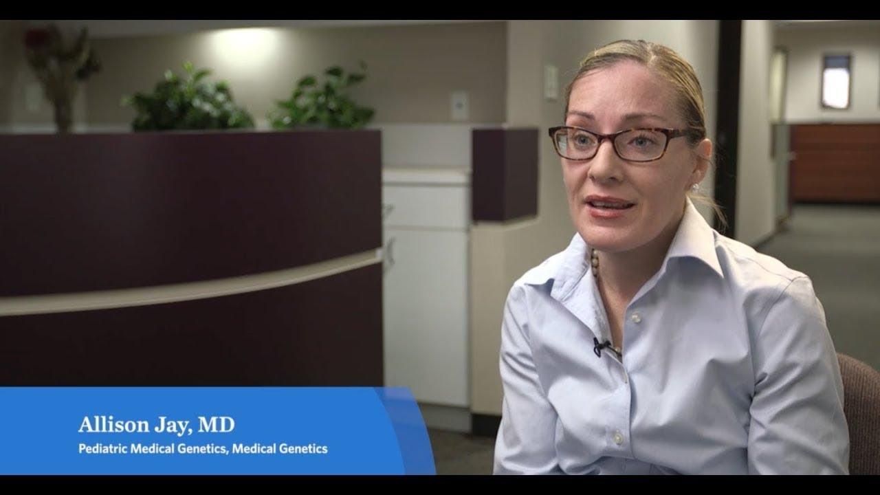 Allison M Jay MD - Genetics   Ascension