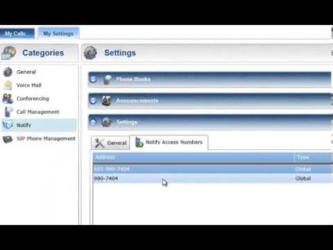 Public Service Data Wireless Notify Plus Web Portal Tutorial