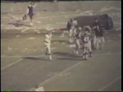 1969 Oklahoma at Kansas State Football Game Part 3 of 7