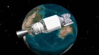 NASA   How does NASA launch a rocket?
