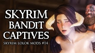 """Where are all the nubile females?"" - SKYRIM ADULT MODS #13"
