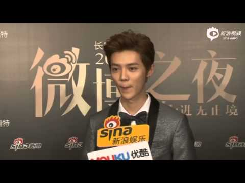 [ENG SUB] 150115 Sina Interview with Luhan