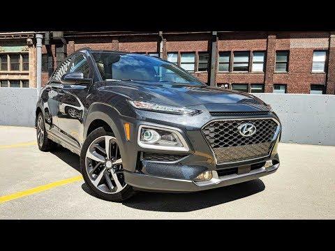 2018 Hyundai Kona: да на кОне!
