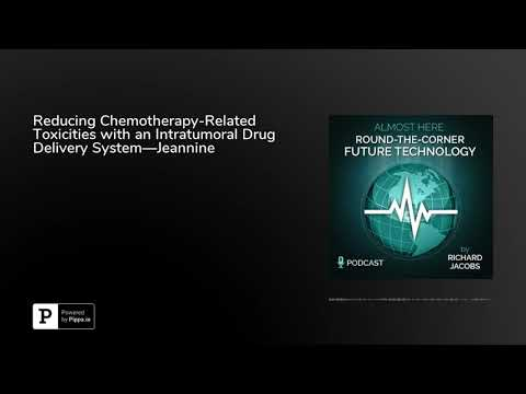 Reducing Chemotherapy-Related Toxicities with an Intratumoral Drug Delivery System—Jeannine Cobur...из YouTube · Длительность: 38 мин55 с