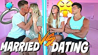 Dating vs. Married *Testing Our Relationship*