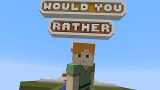 WOULD YOU RATHER w/ JON!