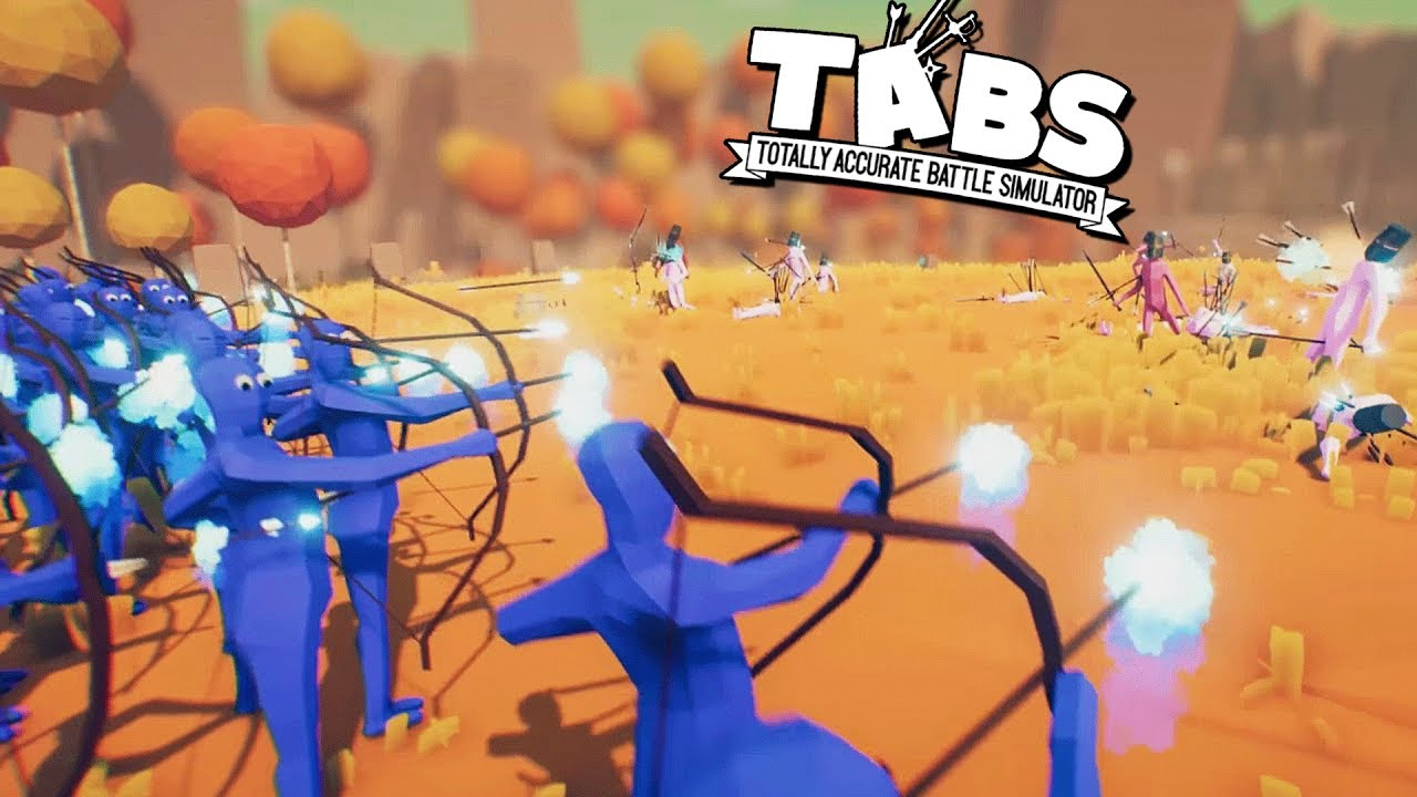 Totally Accurate Battle Simulator  Tests Artikel Videos