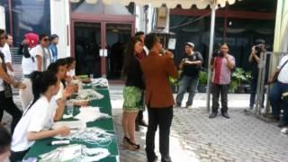 Audisi Kdi 2014 Medan Garuda Plaza Hotel