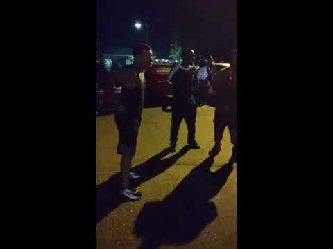 Youngboy fight outside club