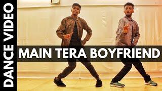 Main Tera Boyfriend Dance Choreography | Chirag Bhatt | Hriday Gandhi | Raabta | Sushant Rajput |