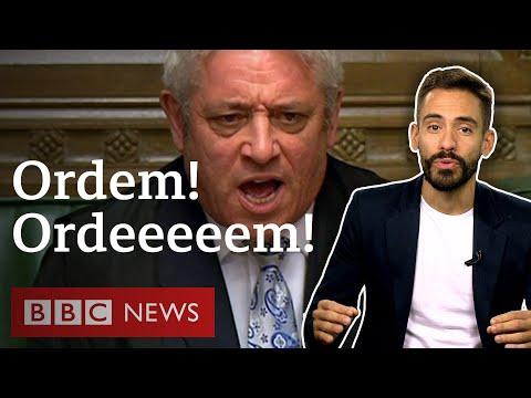BBC: As curiosidades do Parlamento britânico