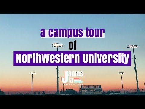 Northwestern University   A Campus Tour