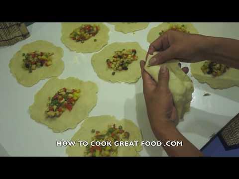 Paano Magluto Filipino Chicken Empanada Recipe Tagalog Pinoy Youtube