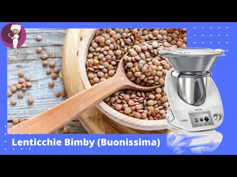 Lenticchie Bimby