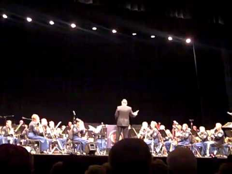 "US Army Field Band - ""American Overture"" (written by Joseph Willcox Jenkins)"