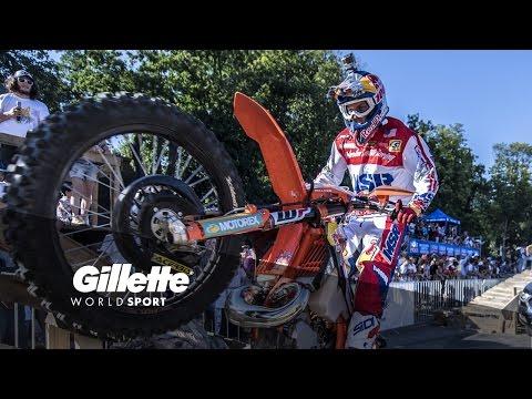 Hard Enduro Training with Jonny Walker | Gillette World Sport