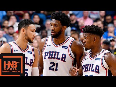 Philadelphia Sixers vs Washington Wizards Full Game Highlights | 01/09/2019 NBA Season