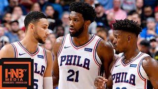 Philadelphia Sixers vs Washington Wizards Full Game Highlights   01/09/2019 NBA Season