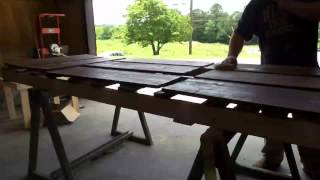 Iron Age Office - Custom Industrial Furniture - The Iron Age Experience