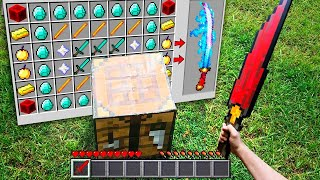 TOP 5 Minecraft In Real Life / (Top Five Realistic Minecraft animation realistic minecraft )