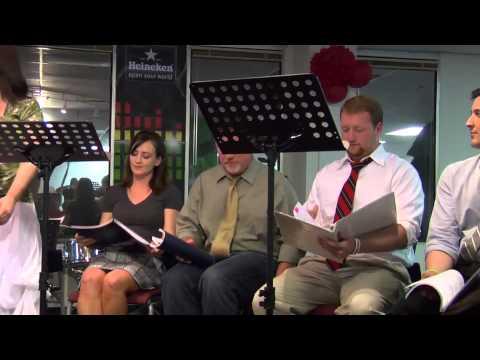 A Roadkill Opera at Artomatic 2012 - for Broadband