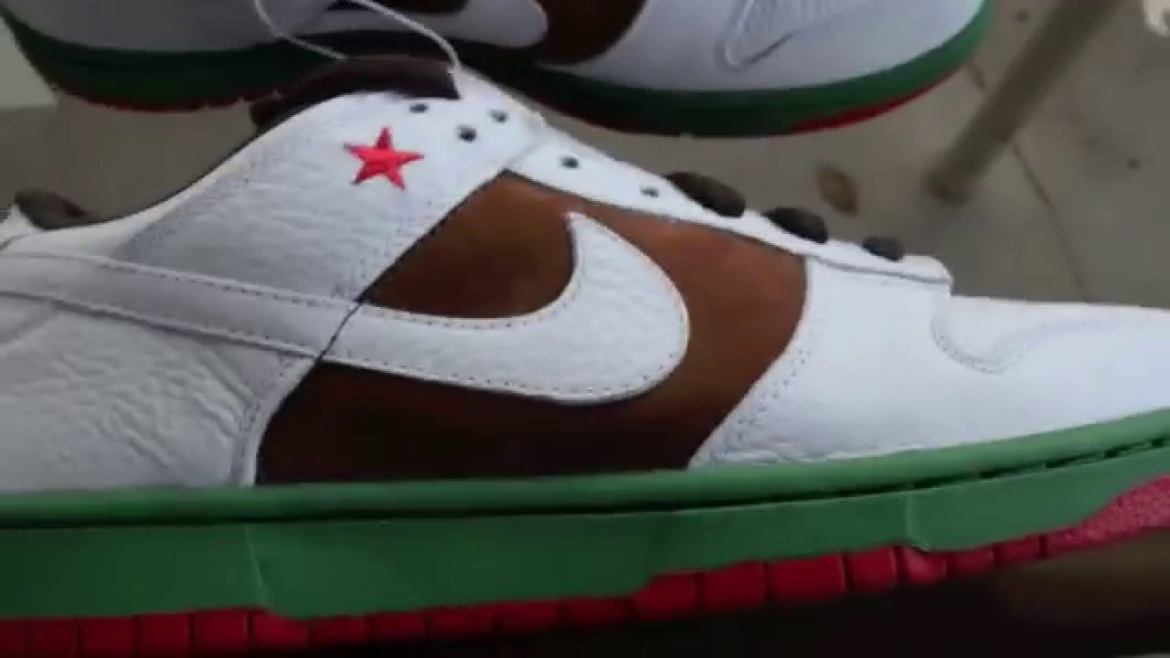 04c2d21d034a Nike Dunk Low Pro CALIFORNIA Cali HOLY GRAIL Christmas Pick Up Review  FINALLY!