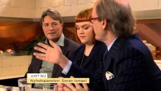 Panelen om Spendrup, Soran Ismail och selfie-förbud - Nyhetsmorgon (TV4)