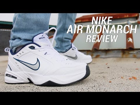 NIKE AIR MONARCH REVIEW - THE ULTIMATE DAD SHOE