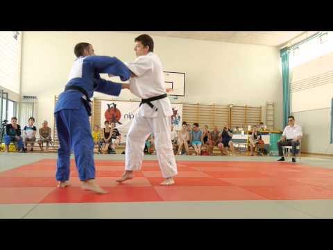 Nippon Bern Judo Team vs. JC Cortaillod 2015