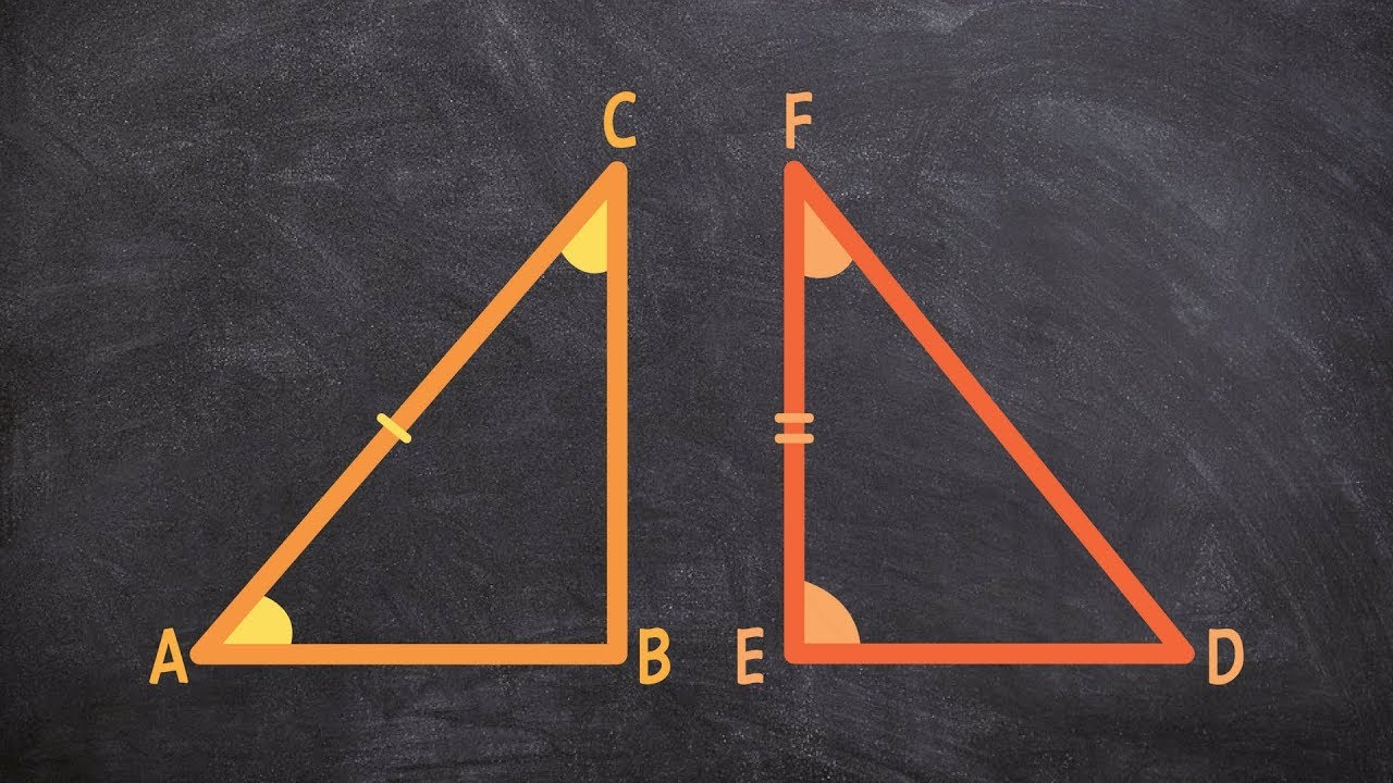 How To Determine Corresponding Parts Of A Triangle