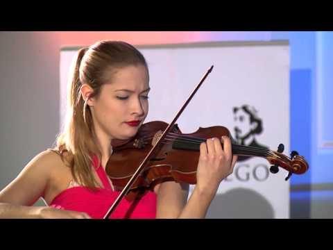Henryk Wieniawski - Faust op. 20 | Amelia Maszońska - violin